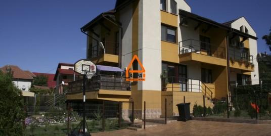 Vila ( 1/2 Duplex )- 260 mp , 360 mp teren in Bucium