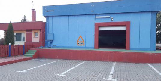 Hala / Spatiu -700 mp – depozitare , productie , birouri – Letcani