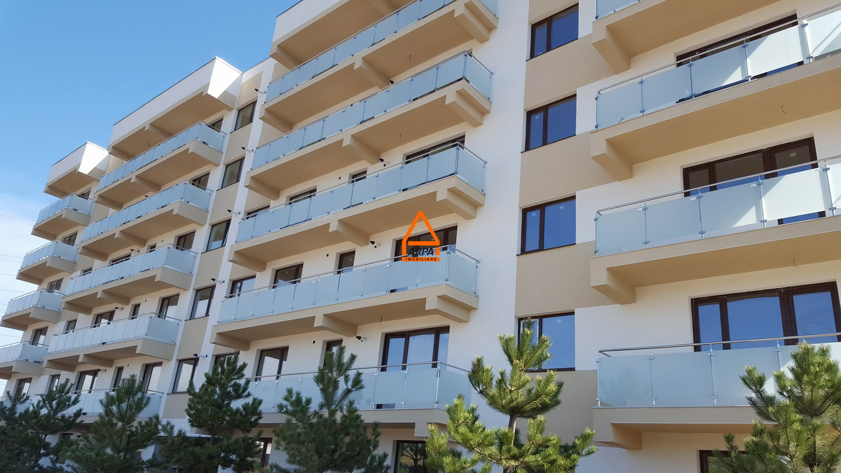 Apartament 2 cam – 45 mp, decomandat , Bloc Nou – Bucium