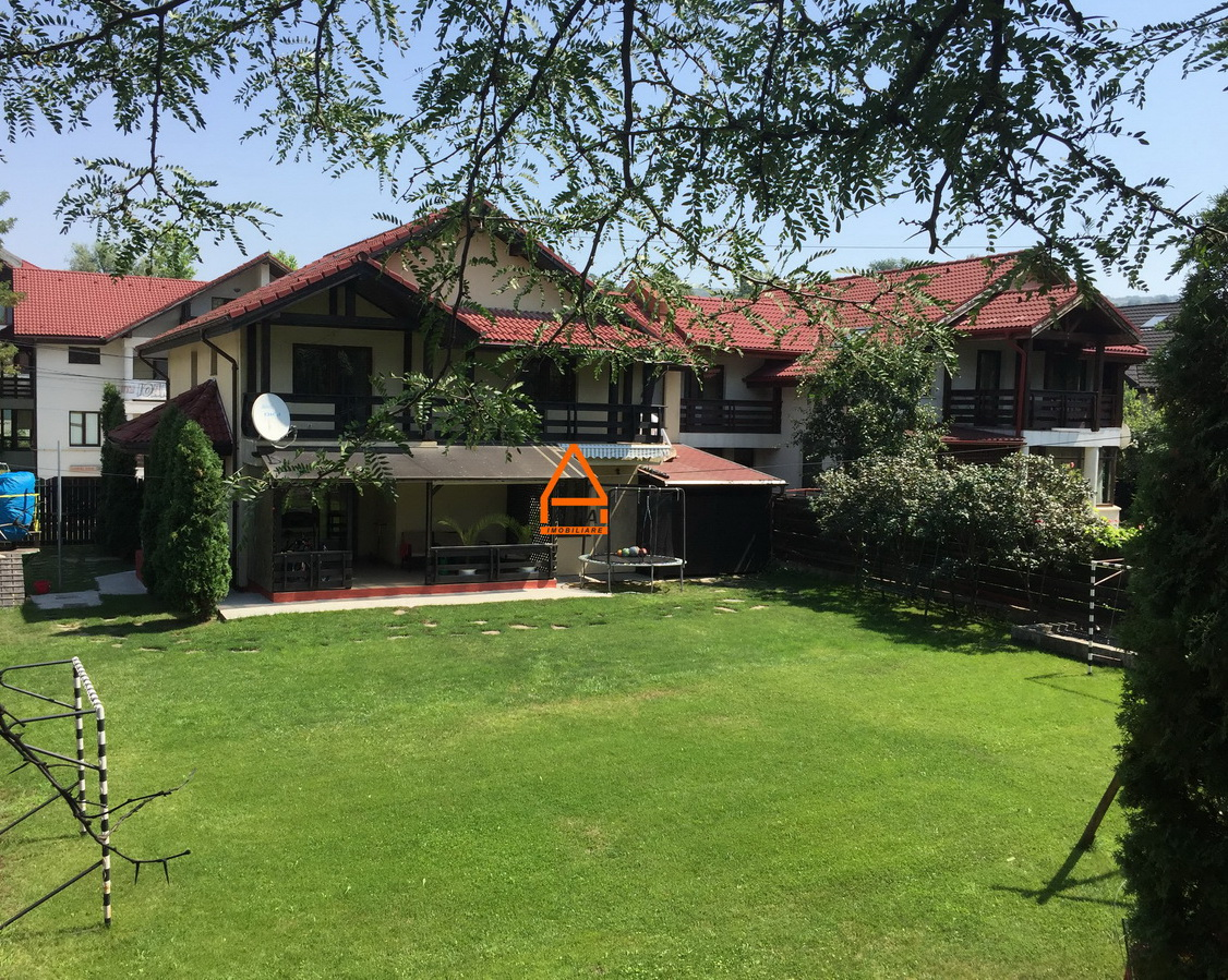 Vila / Casa – 290 mp , 850 mp teren – Cartier Rezidential – Bucium