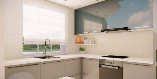 Apartament 3 cam -75 mp, Pacurari – Rediu , Bloc Nou