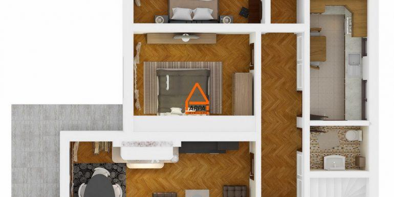 arpa-imobiliare-apartament-3cam-130mp-garaj-centru-copou-GG1