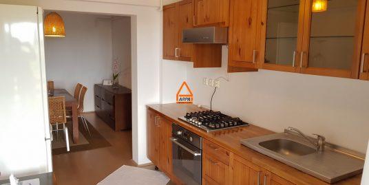 Apartament decomandat – 3 cam. – 106 mp / garaj – 24mp , Bloc nou – Bucium