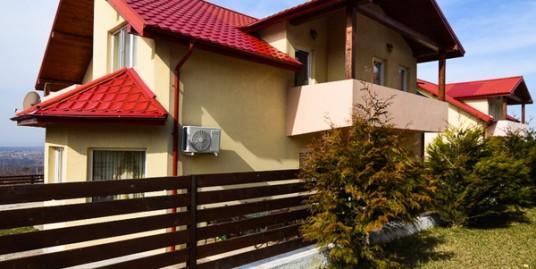 Vila  4 camere – 220 mp , 500 mp teren – Bucium