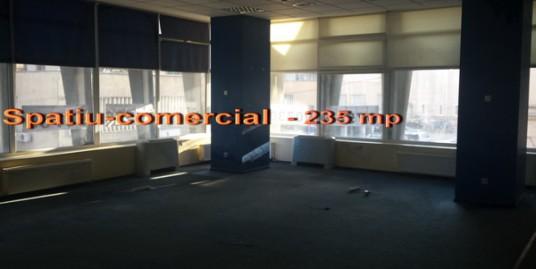 Spatiu comercial  – 235 mp, Centru Civic.