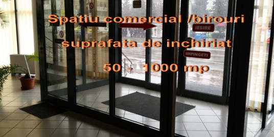 Spatiu Comercial – 100 mp situat  intr-un Office Center