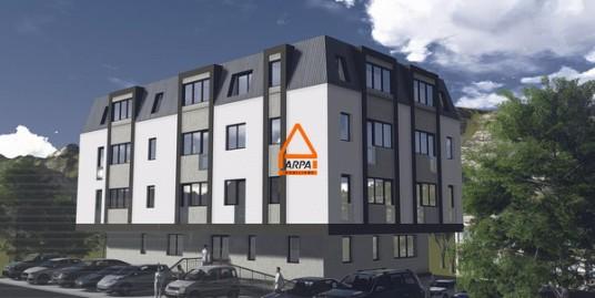 Apartament Nou 2 camere – 55 mp, Bloc Nou-Centru, Palas