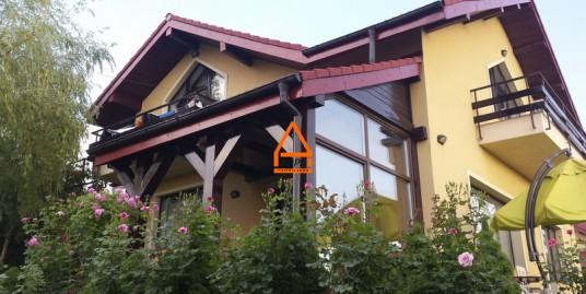 Vila / Casa – 250 mp ,1000 mp teren – Bucium-Proiect deosebit