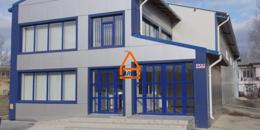 Hala / Spatiu birouri – 360 mp, birouri , depozitare , productie -Semicentral