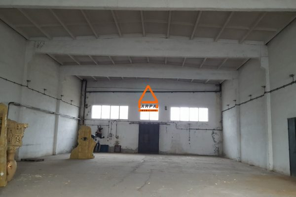 Hala / Spatiu – 500 mp, depozitare , productie – Podu Ros