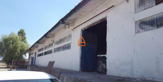Hala / Spatiu – 1000 mp, teren – 1400 mp  depozitare , productie – Zona Industriala