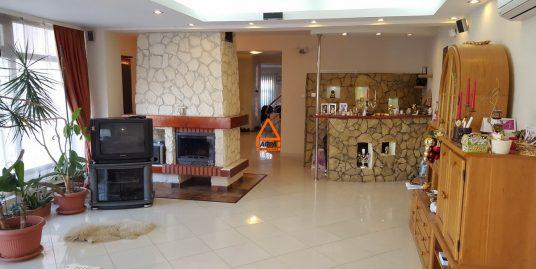 Vila / Casa D+P+E+M – 420 mp , 1200 mp teren – Bucium