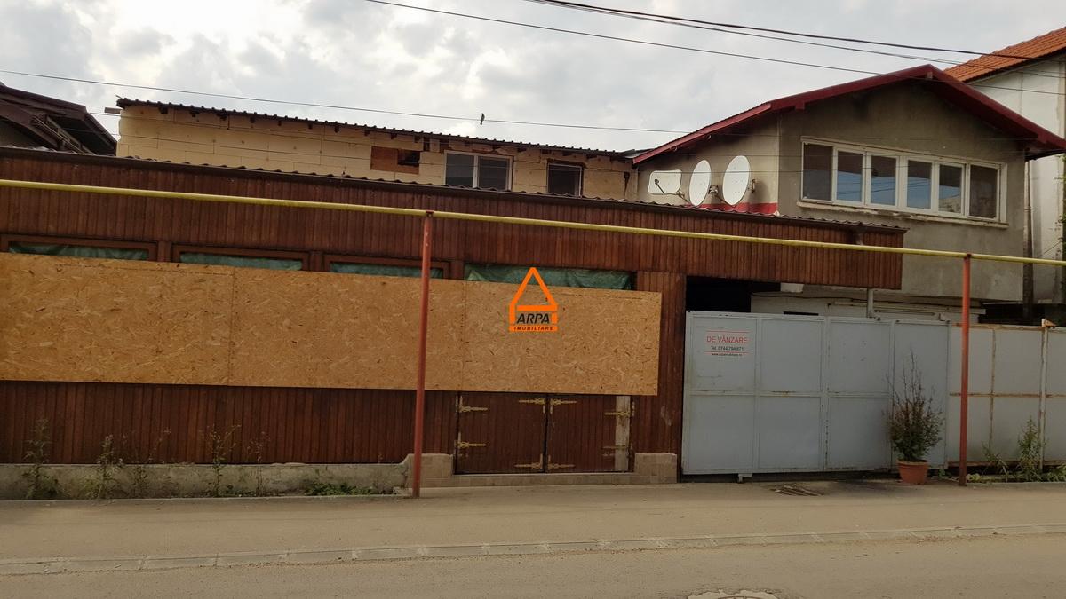 Teren – 442 mp / Spatiu – 96 mp – Alexandru Cel Bun
