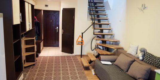 Apartament Duplex 2 cam – 47 mp – Minerva ,  Alexandru cel Bun