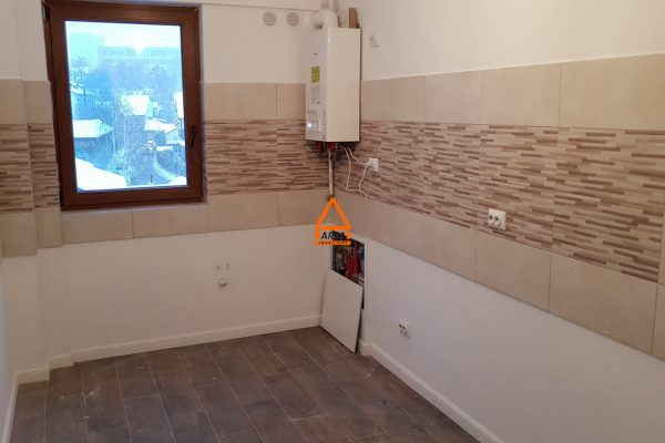 Apartament Nou 2 cam. – 58 mp, Bloc Nou – Centru , Palas