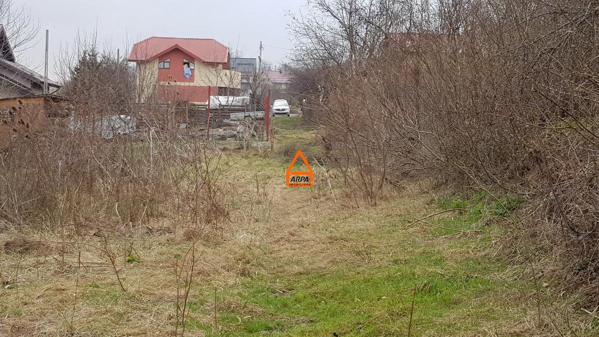 Teren intravilan – 1090 mp – Barnova